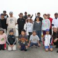 クロの引きにドキドキ 島野浦でクロ釣り体験