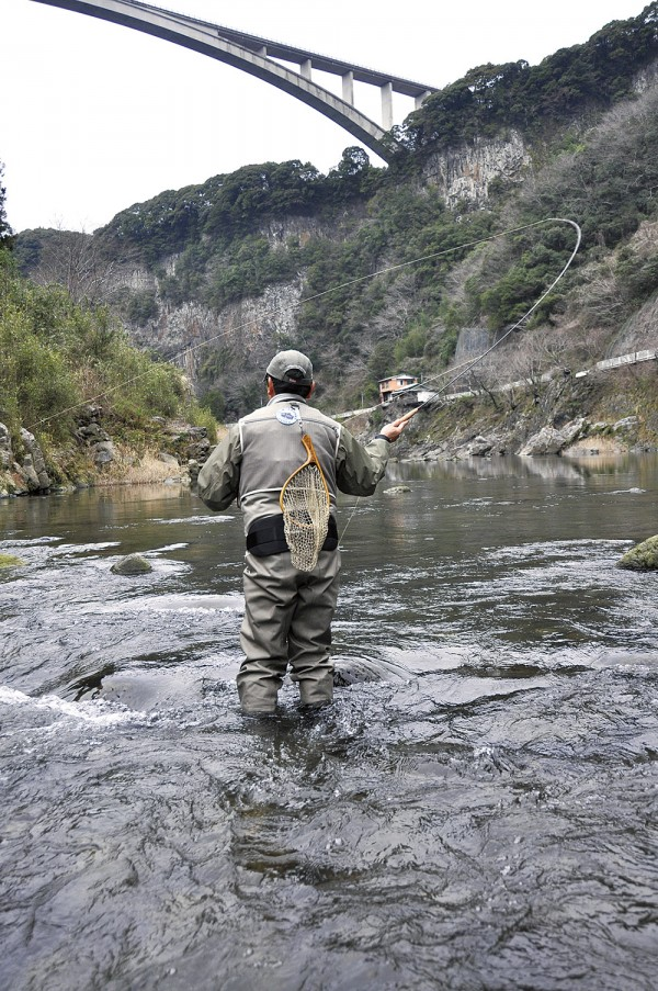 ●fishing山女魚ライズ 115