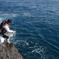 ⑧クロ釣り体験(上級)